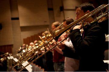 Roy Barnett Recital Hall. Photo credit: Ryan Mah